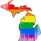 Michigan Pride by queeradise