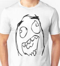 Rageface shirt! Unisex T-Shirt