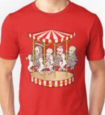 4 Horseman of the MerryGoRound Unisex T-Shirt