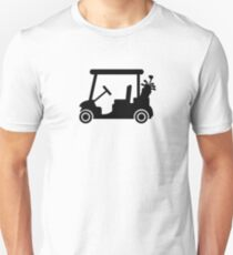 Golf cart Unisex T-Shirt