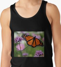 Majestic Monarch Tank Top