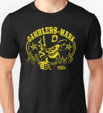 Vince Ray : Gamblers Mark  Unisex T-Shirt