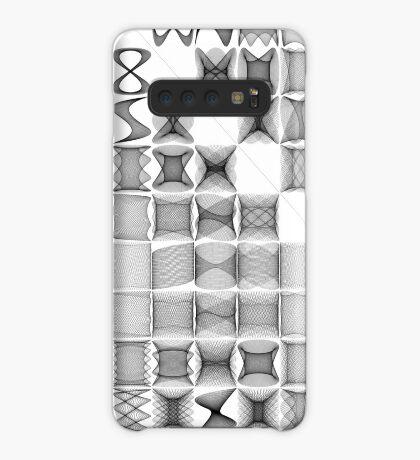 Lissajous XXVIII Case/Skin for Samsung Galaxy