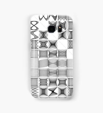 Lissajous XXVIII Samsung Galaxy Case/Skin