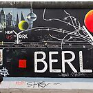 Berlin Wall by Cvail73