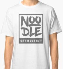 Noodle Enthusiast Classic T-Shirt