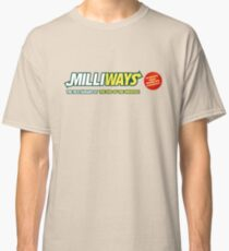 Milliways - Restaurant at the End of the Universe : Inspired by The Hitchhiker's Guide to the Galaxy Classic T-Shirt