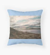 Nairn, Scotland Throw Pillow