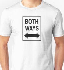 Both Ways Unisex T-Shirt