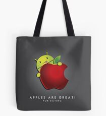 Android Ultimate [UltraHD] Tote Bag