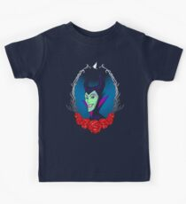 Mistress of all Evil Kids Tee