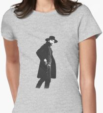 Hell On Wheels Women's Fitted T-Shirt