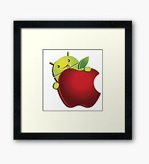 Ultimate AndroidIphone [UltraHD] Framed Print