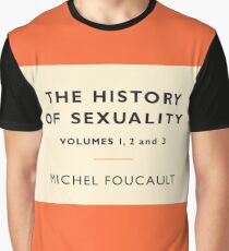 The History of Sexuality Graphic T-Shirt