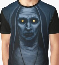 Valak Malerei Grafik T-Shirt