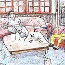 In the Studio by John Douglas