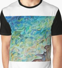 Shoreline In 'D' Minor Graphic T-Shirt