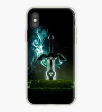 The legend of Zelda - Excalibur iPhone Case
