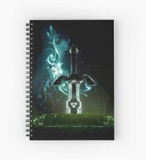 Cuaderno de espiral La leyenda de Zelda - Excalibur