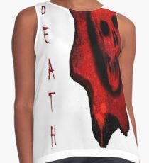 The skull of death Contrast Tank