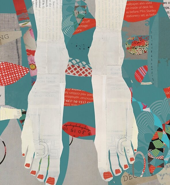 Barefoot by Sarah Jarrett