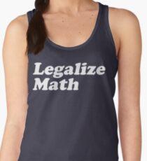 Legalize Math Women's Tank Top