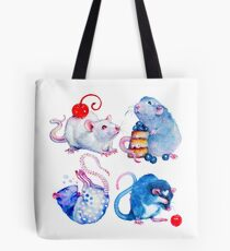 Sweet Rats Tote Bag