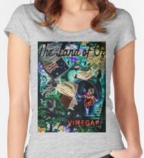 The Land Of Oz Women's Fitted Scoop T-Shirt