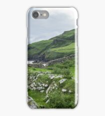 Muckross Coast, Kilcar, Co. Donegal iPhone Case/Skin
