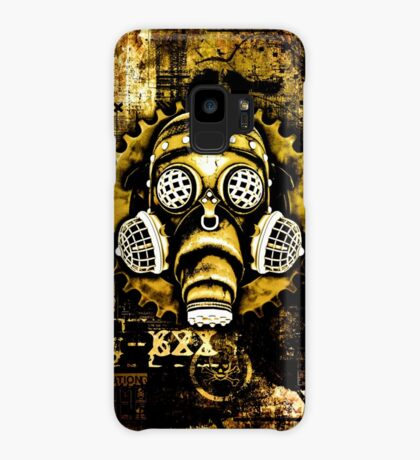 Steampunk / Cyberpunk Gas Mask Case/Skin for Samsung Galaxy