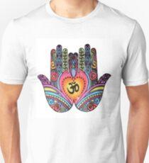 Om Mandala Hands T-Shirt
