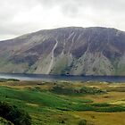 Wastwater, Lake District National Park, UK by GeorgeOne