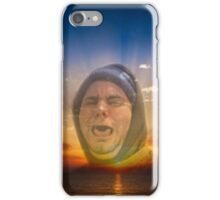 h3h3 / Bless up / Papa Bless / Phone case - Sunset iPhone Case/Skin