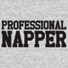 Professional Napper I by hunnydoll