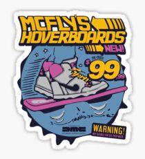 MCFLYS HOVERBOARDS Sticker