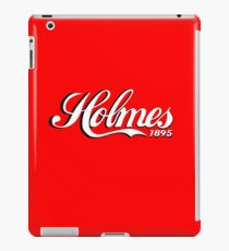 Holmes iPad Case/Skin