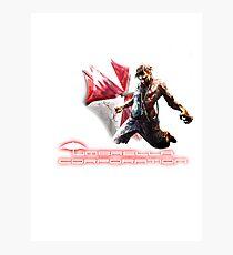 Umbrella Corporation Logo (resident evil) Photographic Print