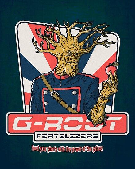 G-Root Fertilizers. by J.C. Maziu