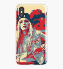 Gangster Girl iPhone Case