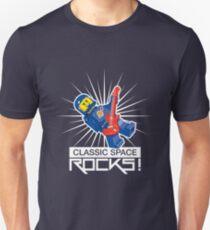 Classic Space Rocks! Unisex T-Shirt