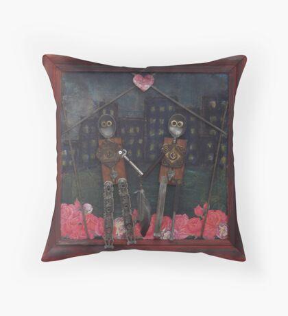 Spring Fling - Throw Cushion Throw Pillow