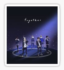 Together #3YearswithBTS Sticker