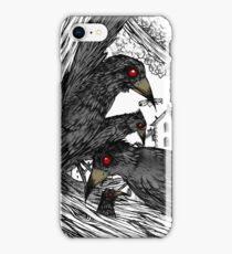 Crow iPhone Case/Skin
