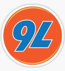 9L RACING Sticker
