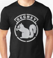 Secret Squirrel Unisex T-Shirt