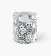Water - Four mythical elements Mug