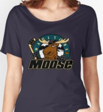 Manitoba Moose Women's Relaxed Fit T-Shirt