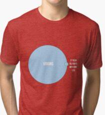 TFIOS: Dear Augustus Tri-blend T-Shirt