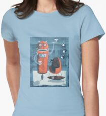 Robo-Tini Fitted T-Shirt