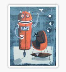 Robo-Tini Sticker